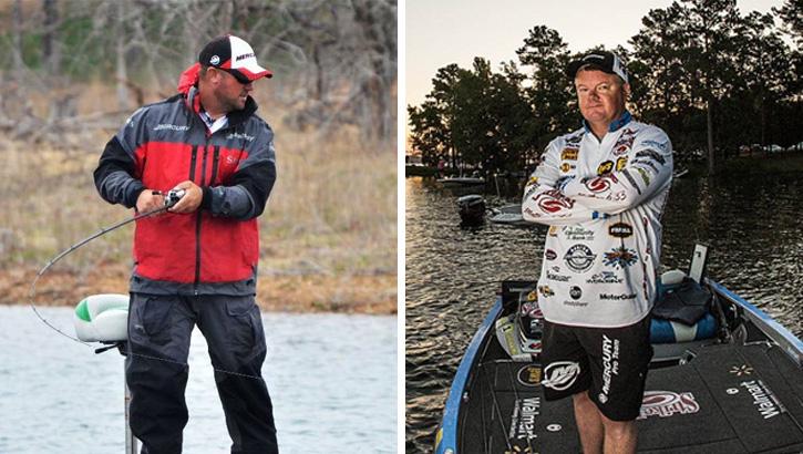 2015 walmart flw tour team announced advanced angler for Colorado fishing license walmart