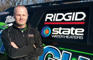 Scott Ashmore Signs with Ridgid - photo by Reagan Renfroe