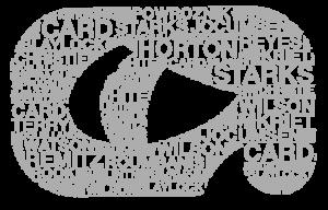 Amphibia Eyewear Team Name Logo