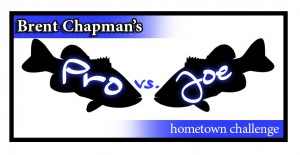 Brent Chapman Pro vs Joe Logo