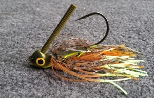 Davis Baits Bill Lowen Swim Jig - Warmouth