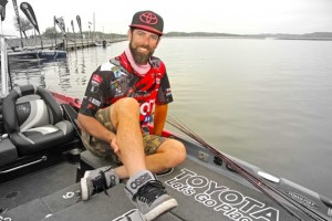 Mike Iaconelli on One Leg