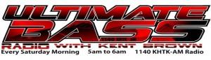 Ultimate Bass Radio Logo