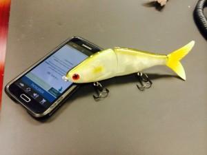 Livingston Glidebait with Bluetooth App