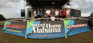 The Alabama Bass Trail Team