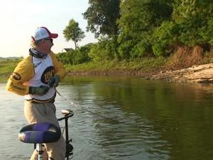 Mark Menendez Backwater Hookset