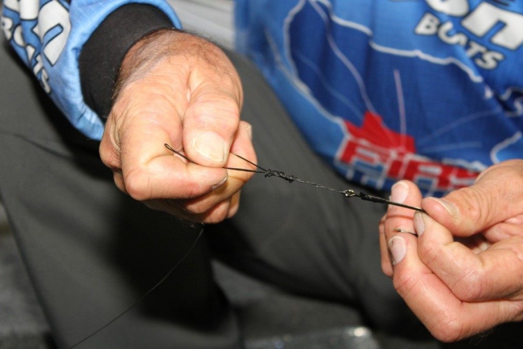 11 Seaguar Hookpoints Shaw Grigsby's Punching Rig