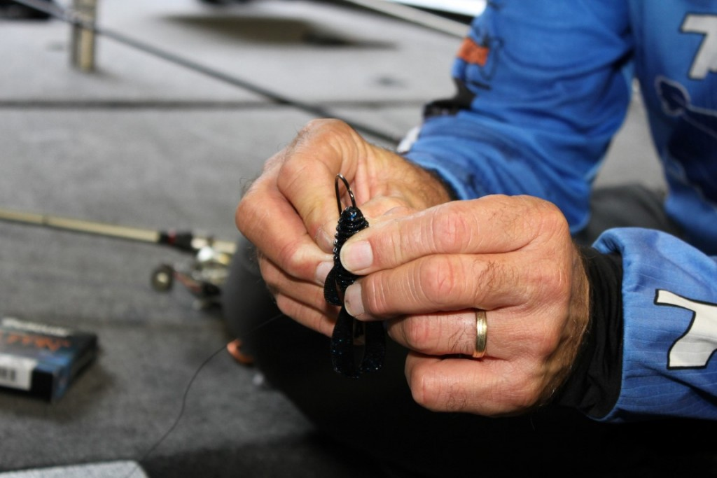 16 Seaguar Hookpoints Shaw Grigsby's Punching Rig