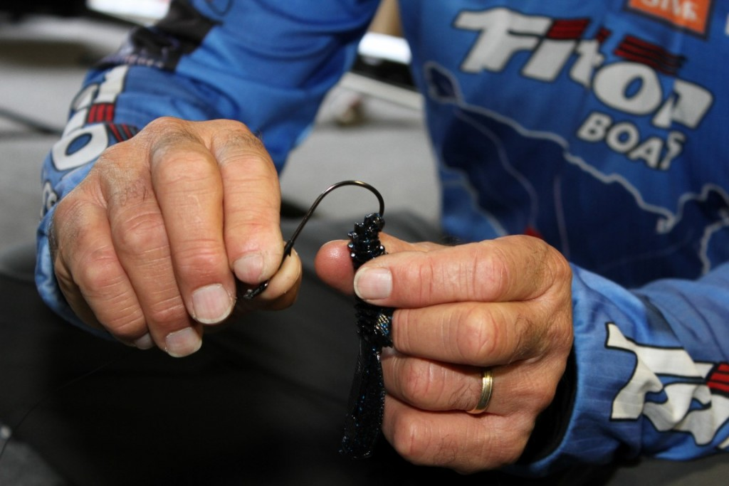 17 Seaguar Hookpoints Shaw Grigsby's Punching Rig