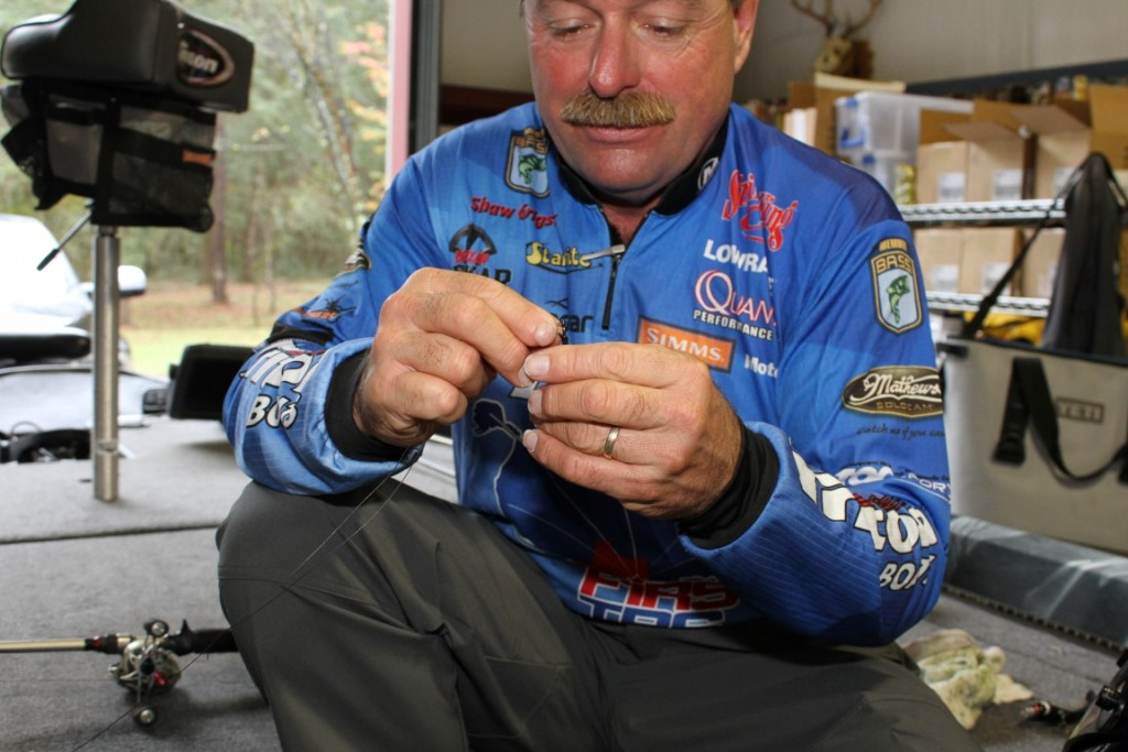 5 Seaguar Hookpoints Shaw Grigsby's Punching Rig