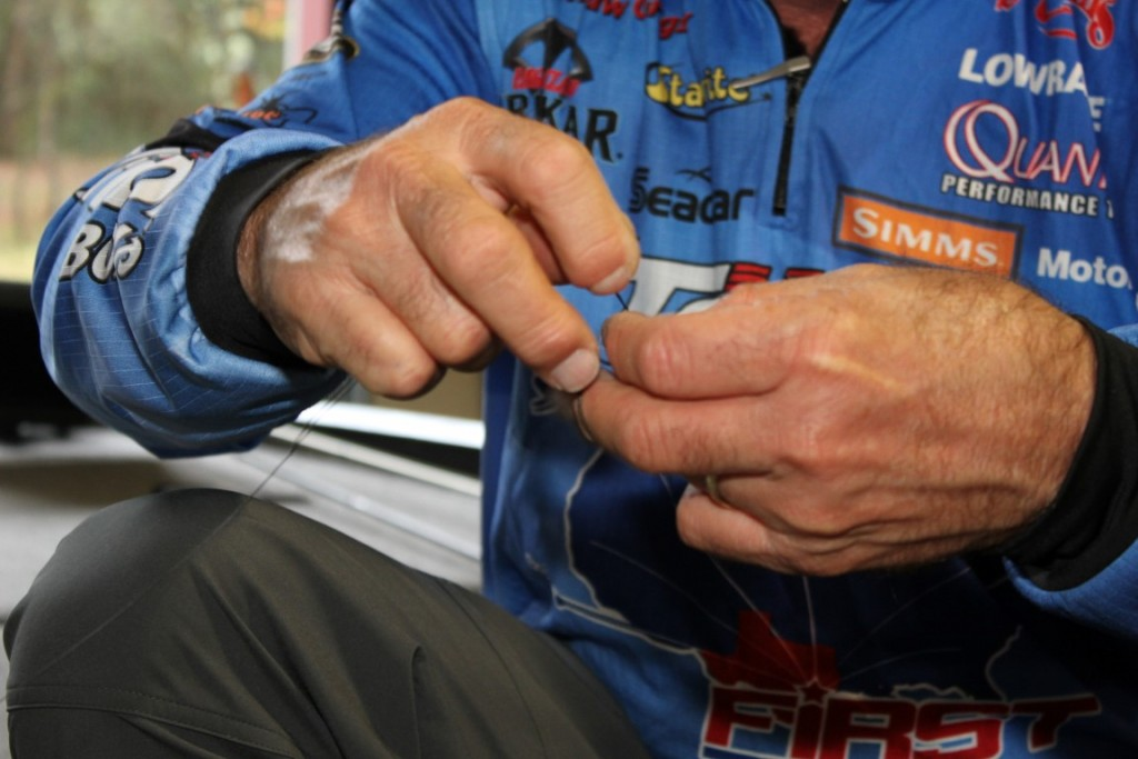 7 Seaguar Hookpoints Shaw Grigsby's Punching Rig