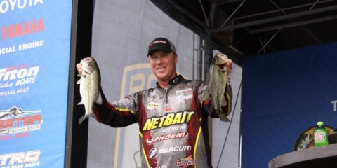 Greg Vinson Joins Duckett Fishing Pro Staff - photo by Dan O'Sullivan