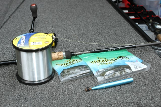 1 Seaguar Hookpoints Stetson Blaylock Wacky Rigged Stickbait Necessary Components