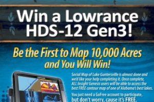 Lowrance Insight Genesis Guntersville Challenge