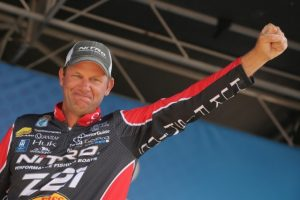 2016 Bassmaster Elite Series Cayuga Winner Kevin VanDam - photo by Seigo Saito - Bassmaster