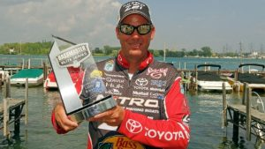 Kevin VanDam Wins Bassmaster's Elite 8 Classic Bracket - photo by James Overstreet - Bassmaster