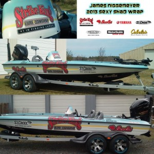 James Niggemeyer 2013 Boat Wrap low-res
