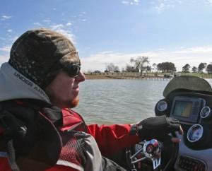 Josh Bertrand Driving Nitro