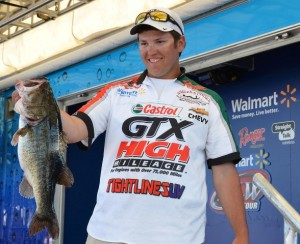 Philip Jarabeck at Okeechobee - FLW - Rob Newell photo