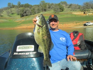 Randy Pierson 10-1 River2Sea S-Waver Spotted Bass