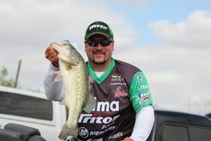 Fred Roumbanis Lake Okeechobee Bass