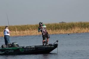 Fred Roumbanis Lake Okeechobee Hookset
