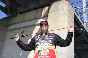 Kevin VanDam - photo by Dan O'Sullivan