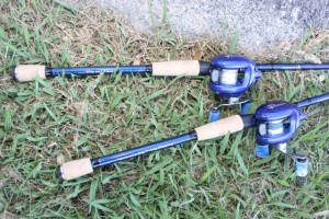 Ardent Denny Brauer Pro Series Rods Handles