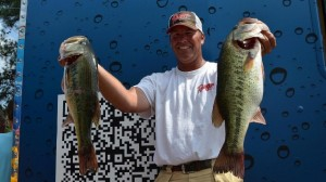 FLW Chickamauga Day One Leader Randy Haynes