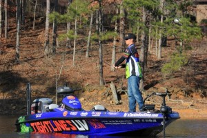 Justin Lucas Joins Hi's Tackle Box