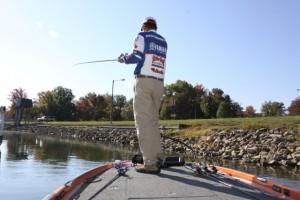 James Niggemeyer Fishing Close - photo by Dan O'Sullivan