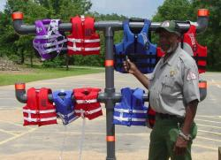 Be safe this holiday weekend. Life jacket loaner stations are located at most Corps parks in the Little Rock District.