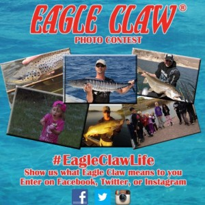 Eagle Claw August 2013 photo Contest flyer