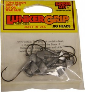 Lunker City Lunker Grip Heads
