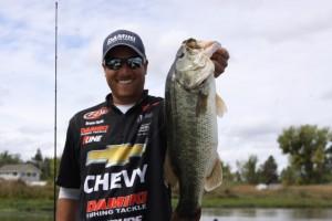 Bryan Thrift with  Finesse Miki Largemouth