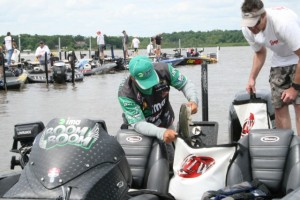 Fred Roumbanis Grand Lake FLW