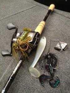 Mark Menendez' Big Bass Tools