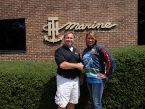 T-H Marine Joins Alabama Bass Trail