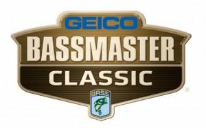 2014 Bassmaster Classic Logo - Geico