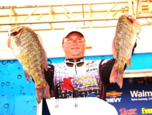 Clayton Batts Signs with Denali Rods