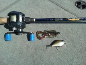 FishingMixtureSwimJigCrank