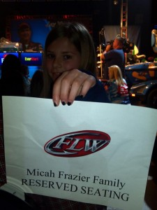 MicahFrazierFamily AffairReserved Seating