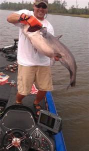 Dave Lefebre Big Catfish