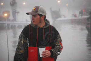 Derek Remitz - Day One Fog Delay (Large)