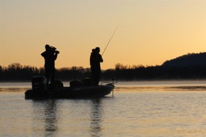 Fishing Clear Lake