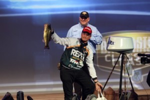 Gary Klein Bassmaster Classic Entry - photo by Dan O'Sullivan