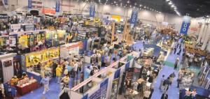 ICAST Show Floor 2008
