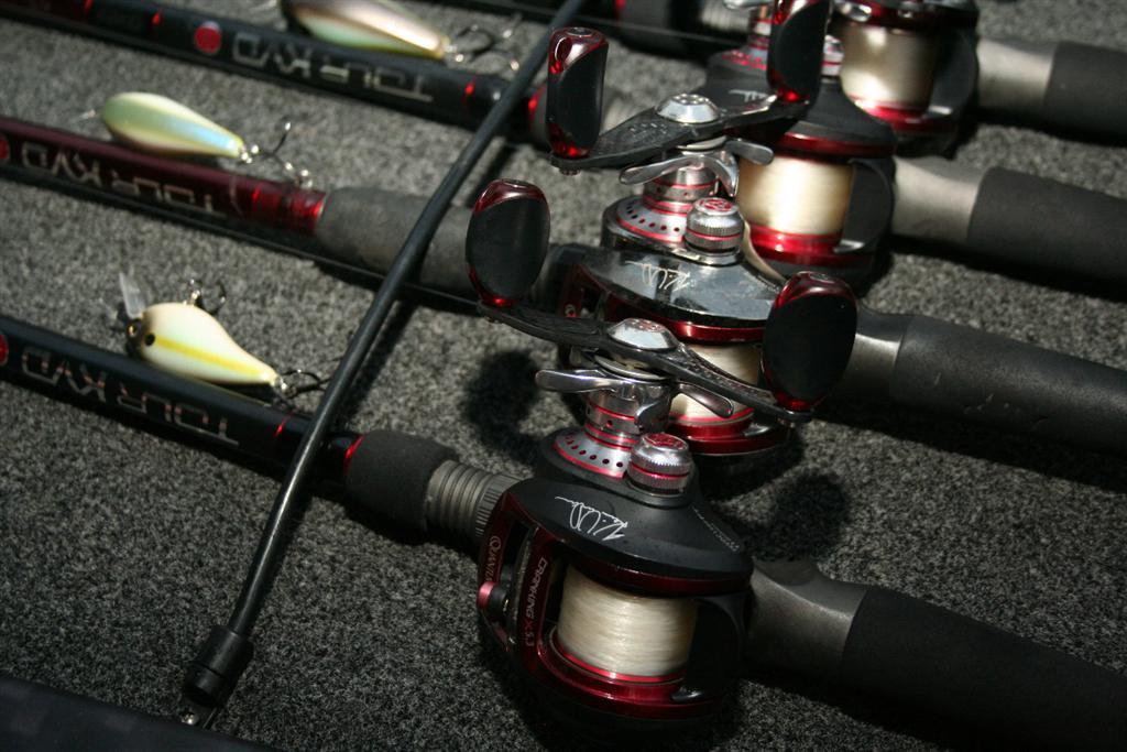 Choosing Reel Speeds the KVD Way | Advanced Angler::Bass
