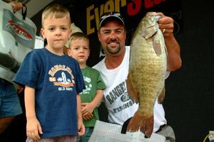 Mark & Boys at Buffalo 8-04
