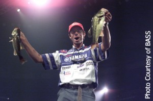 Micahel Iaconelli 2003 CITGO Bassmaster Classic presented by Busch Champion